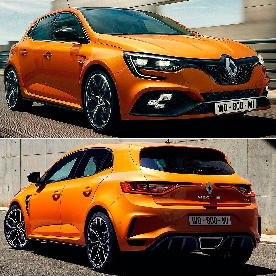 Urge O All-new Renault Megane RS, Agora Na…