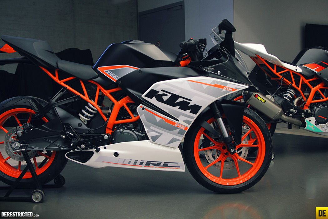 Ktm Rc 125 Wallpapers Hd