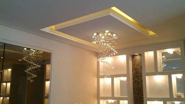 Ilumina 231 227 O Sanca منزل Ceiling Design False Ceiling Design Ceiling