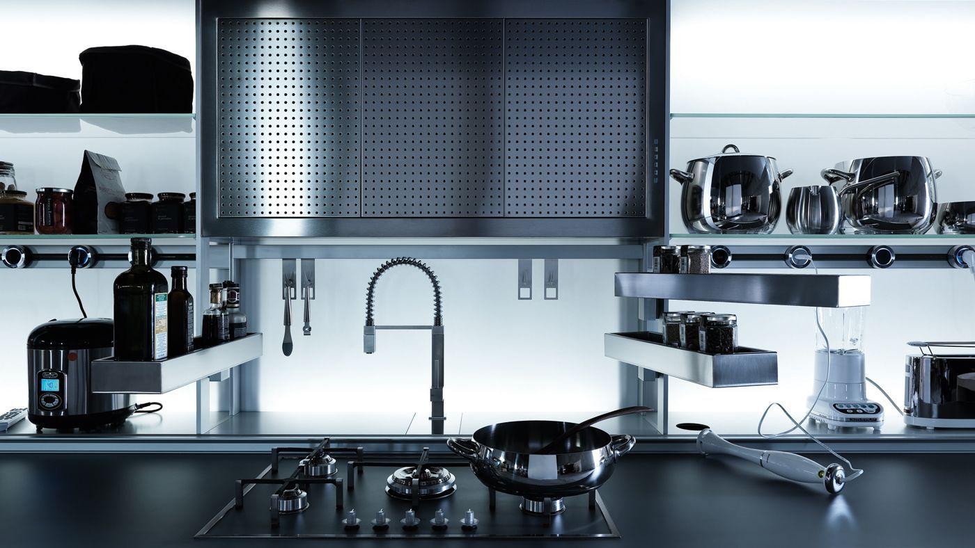 New Logica System Valcucine | Italian design | Pinterest