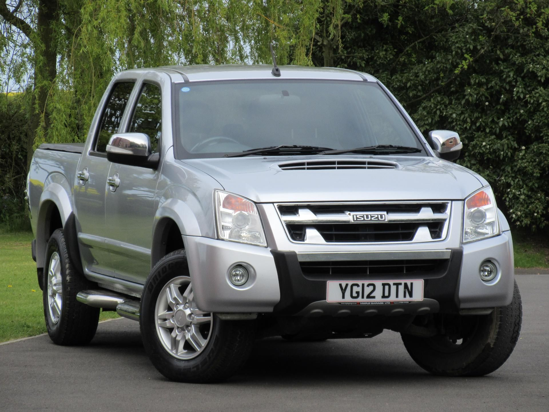 Isuzu Rodeo Denver 3.0 LS (UK) #Rodeodenver