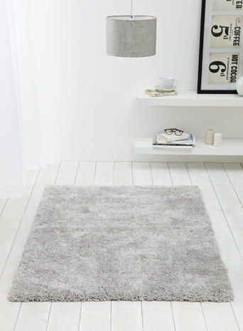 Light Grey Supersoft 160x230cm All Home Lighting Sale Home Lighting Furniture Light Grey Rug Grey Flooring Rugs