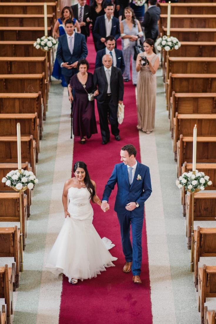 Protocolo para bodas religiosas tradiciones y costumbres