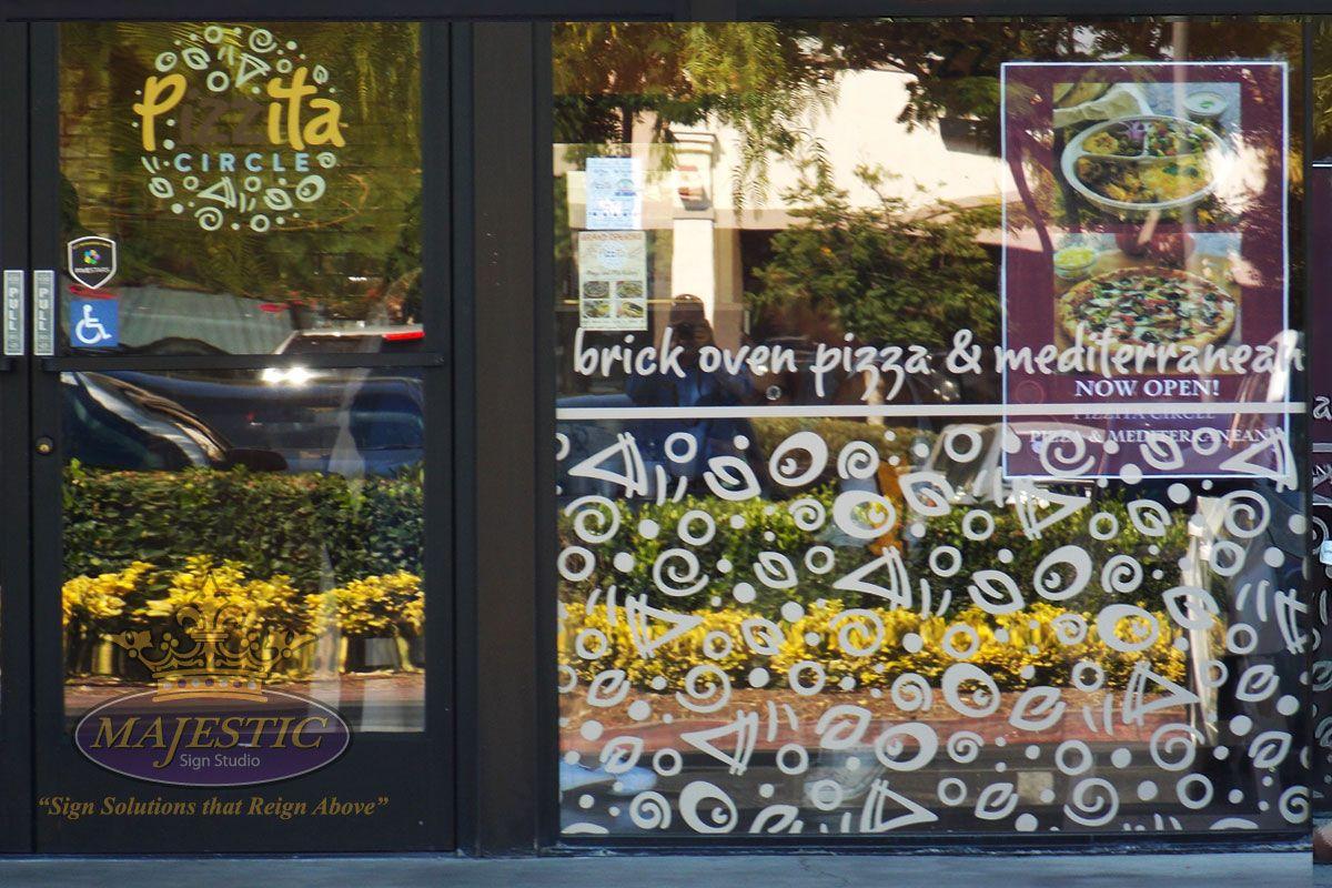 Custom Wall Murals Window Decals Vinyl Window Decals Window