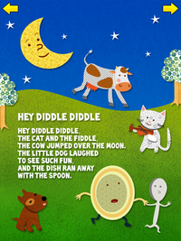 Hey Diddle Diddle, Free App Friday (22 apps, $48 worth) is sponsored