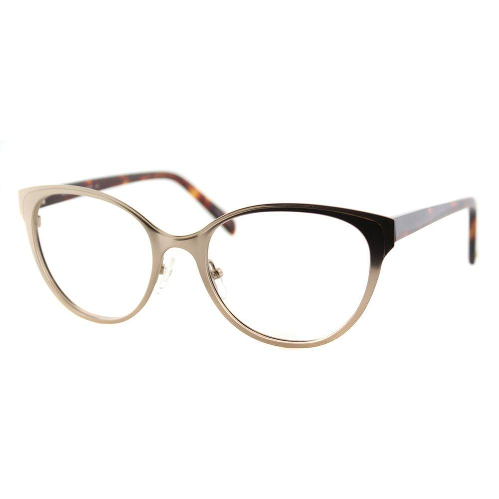 0fe71fcb8ec Cynthia Rowley Eyewear CR6043 No. 79 Blush Cat-eye Plastic Eyeglasses  (Beige)