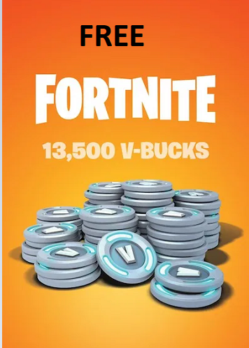 Get Free 13500 Games Vbucks for the Xbox One! in 2