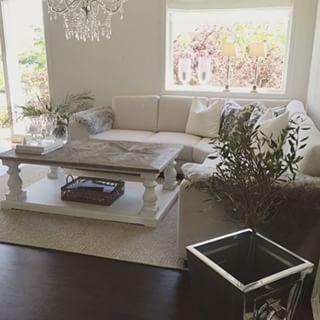 Dubai Salongbord i drivved fra Classic Living – Classic Living Design AS