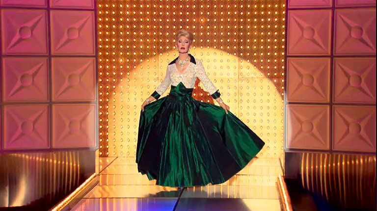 3f077d74 chad michaels rupaul drag race frock the vote - Google Search | Drag ...
