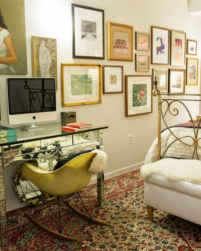 13 Brilliant Tips for Decorating a Small Space | Small spaces ...