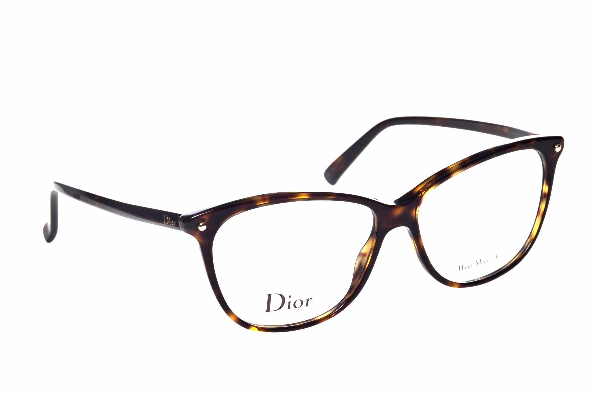 Dior Designerbrille CD 3270 086  Edle Brauntöne für strahlende Augen ... 8acef081e2e36