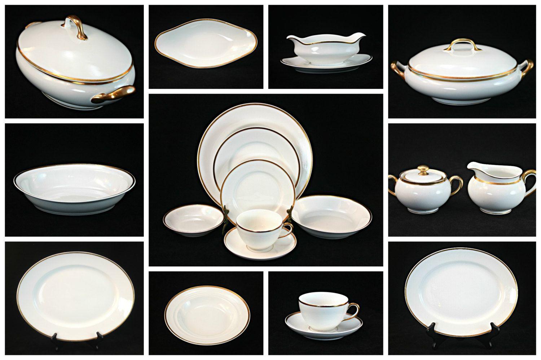 B\u0026Co Limoges France L. Bernardaud Dinneware Large L. Bernardaud White Porcelain Dinnerware Set  sc 1 st  Pinterest & B\u0026Co Limoges France L. Bernardaud Dinneware Large L. Bernardaud ...