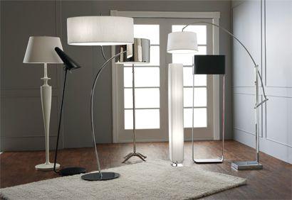 Déco: 7 lampes sur pied | Lampe sur pied, Lampes et Pieds