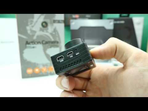 Gitup Git1 Action Camera - Nice Cheap GoPro Alternative