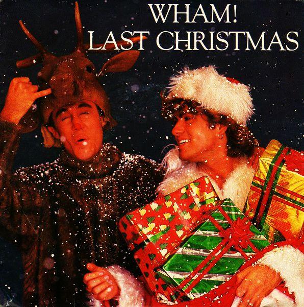 WHAM! Last Christmas Christmas music, Last christmas