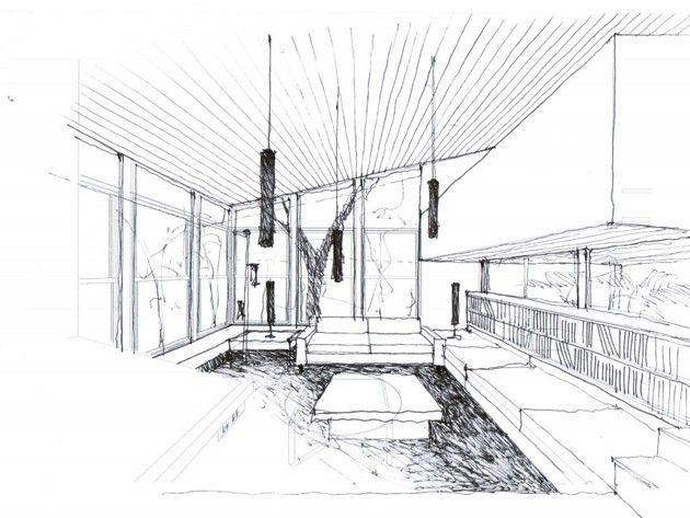 Modern Architectural Sketches Google Search Sketches