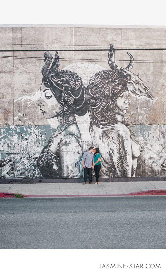 Los Angeles Engagement : Abby and Drew - Jasmine Star Blog