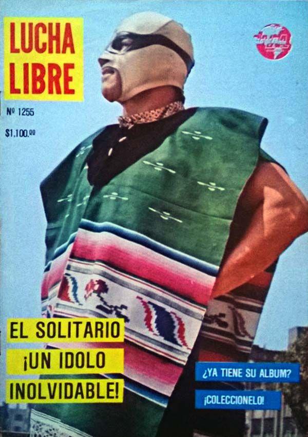 El Solitario, LUCHA LIBRE Magazine #1255