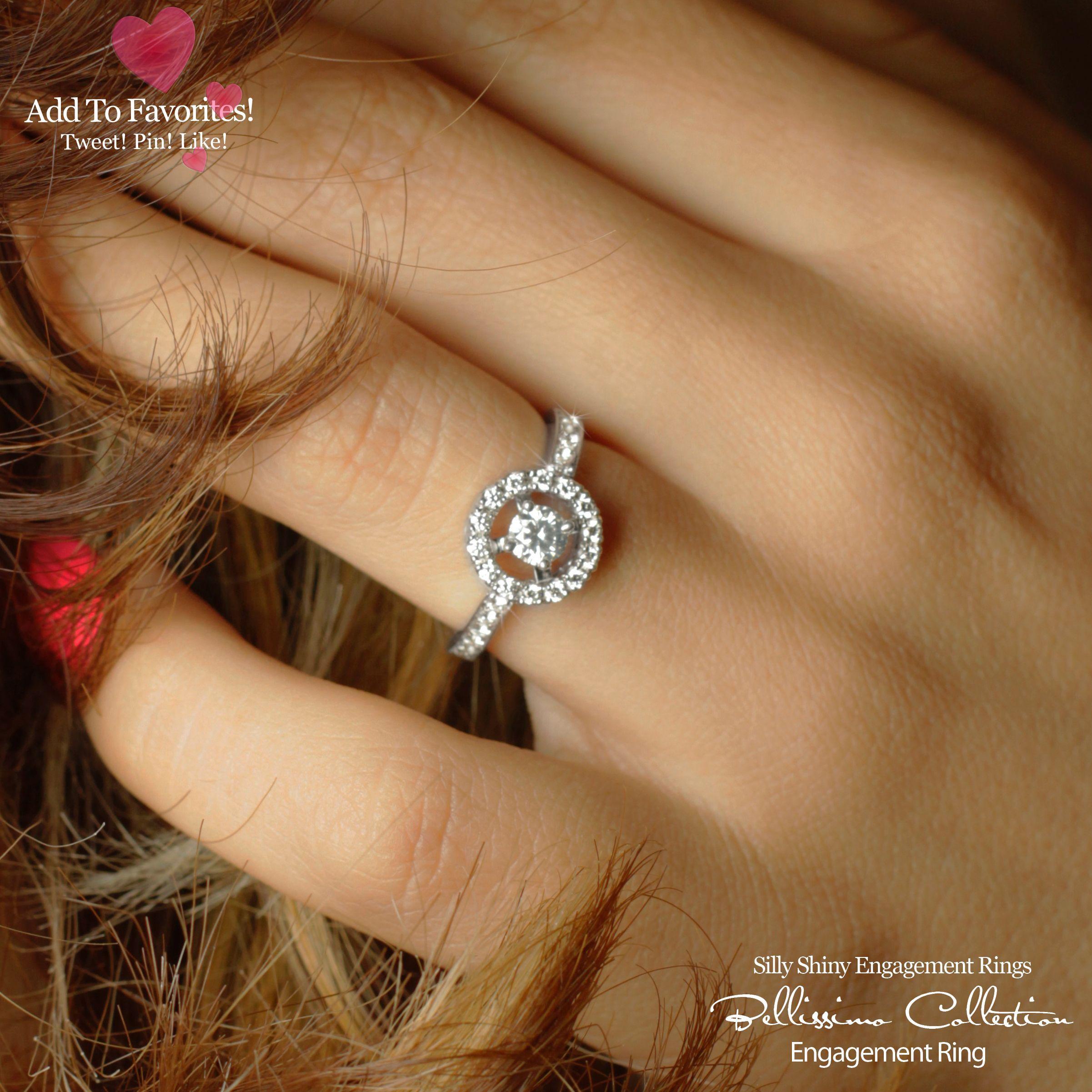 My dream engagement ring 3 Engagement rings Pinterest Dream