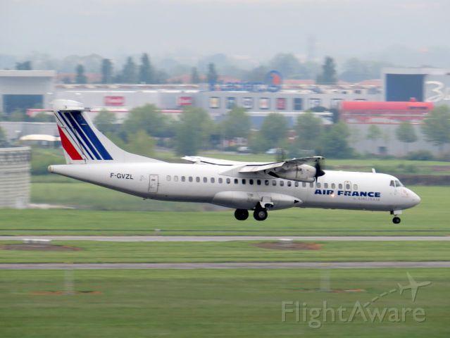 Photo of ATR ATR-72 (F-GVZL) ✈ FlightAware