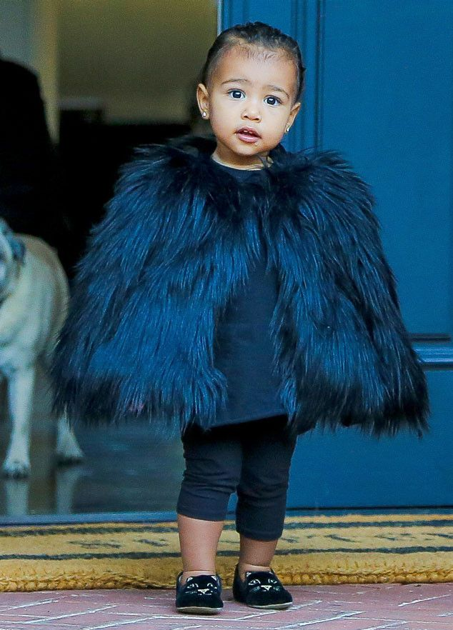 Kim\'s Christmas Gifts For North West: \'\'I Try Not to Go Overboard ...