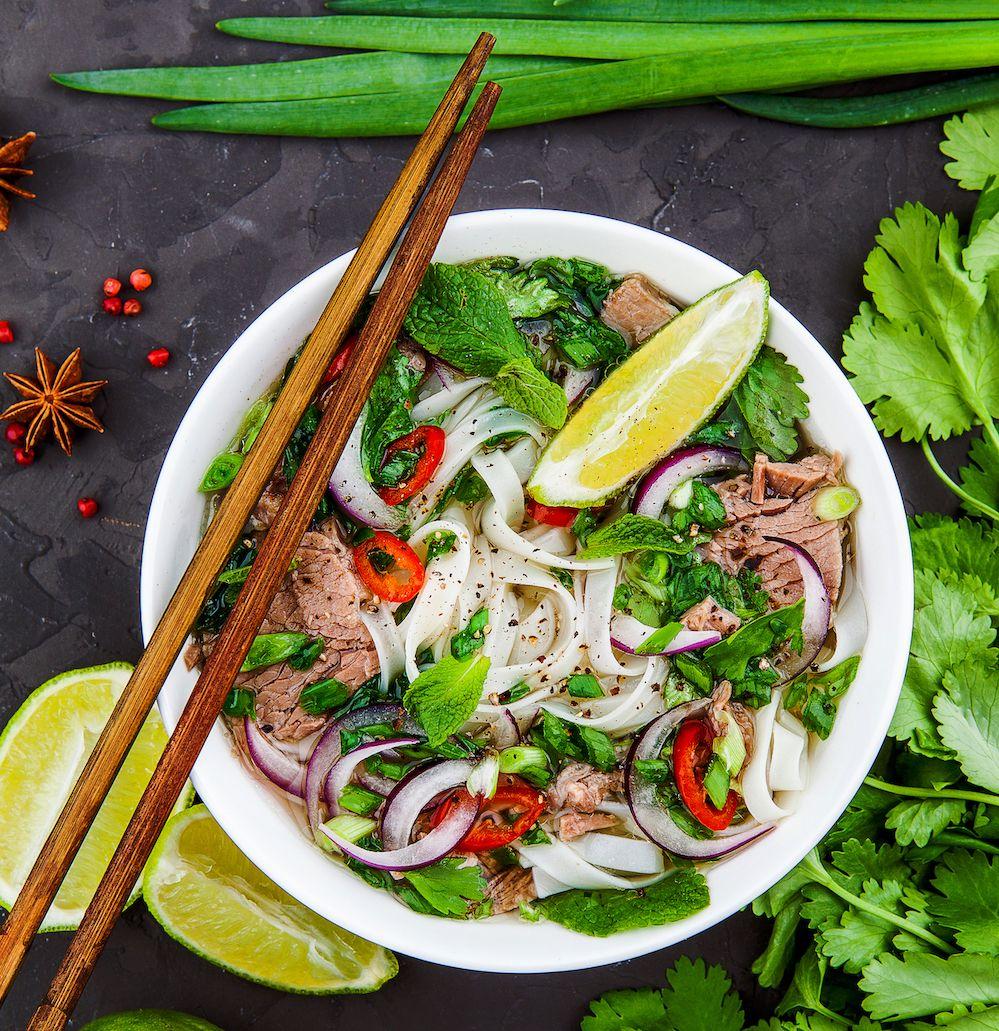 Cuisine Vietnamienne: Pho Bò, La Soupe Vietnamienne