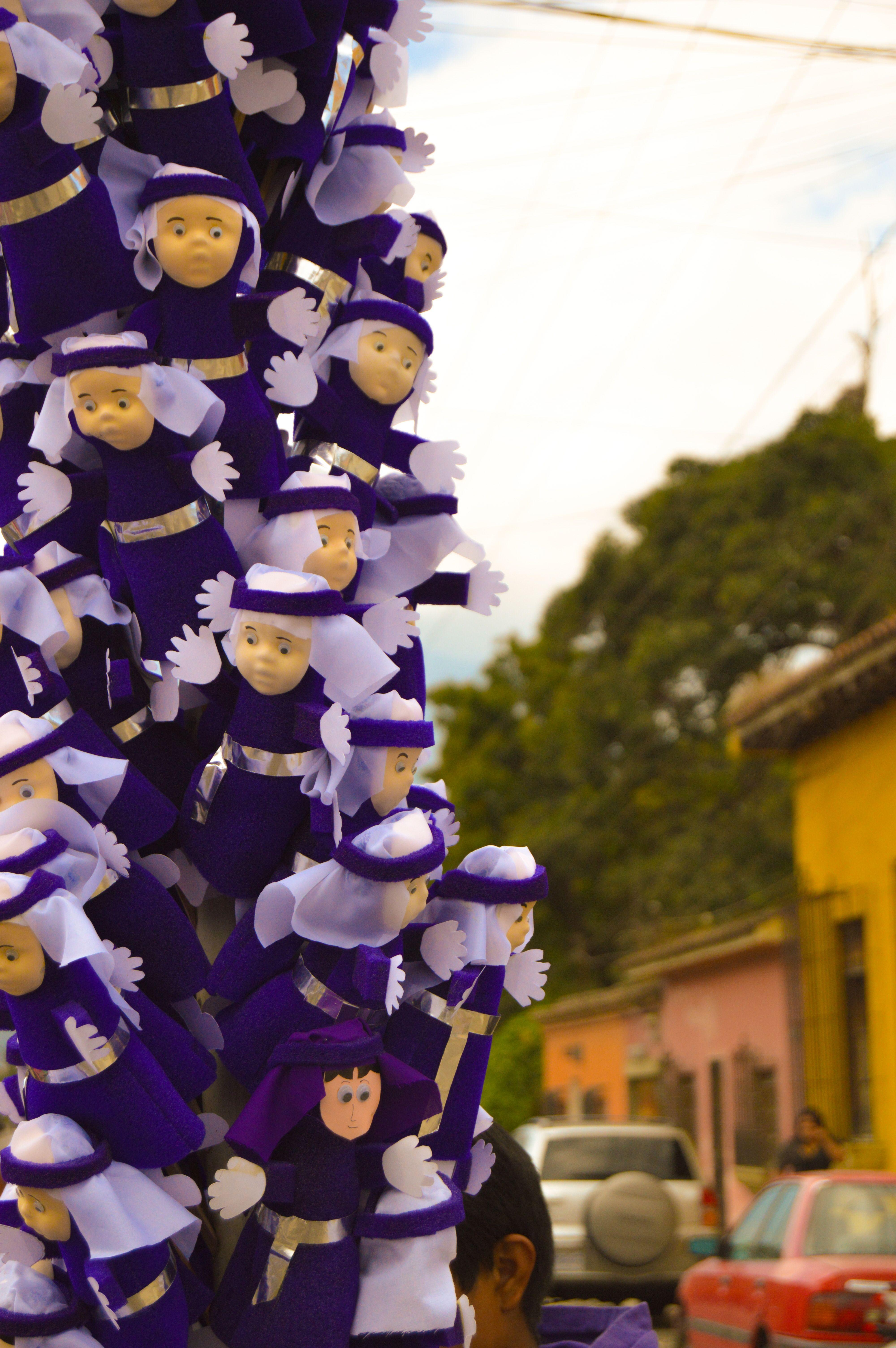 Juguetes de Cucurucho - Cucurucho's Toys, Antigua Guatemala, Guatemala
