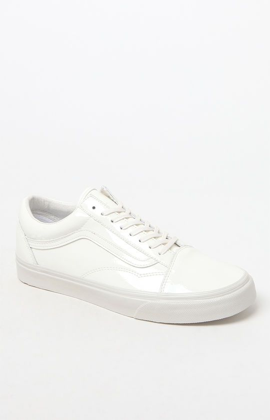 d749e2e338bb66 Women s Patent Leather Old Skool Sneakers