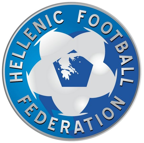 Hellenic Greece Football Association Logo Free Vector Download Association Logo Sport Soccer Football