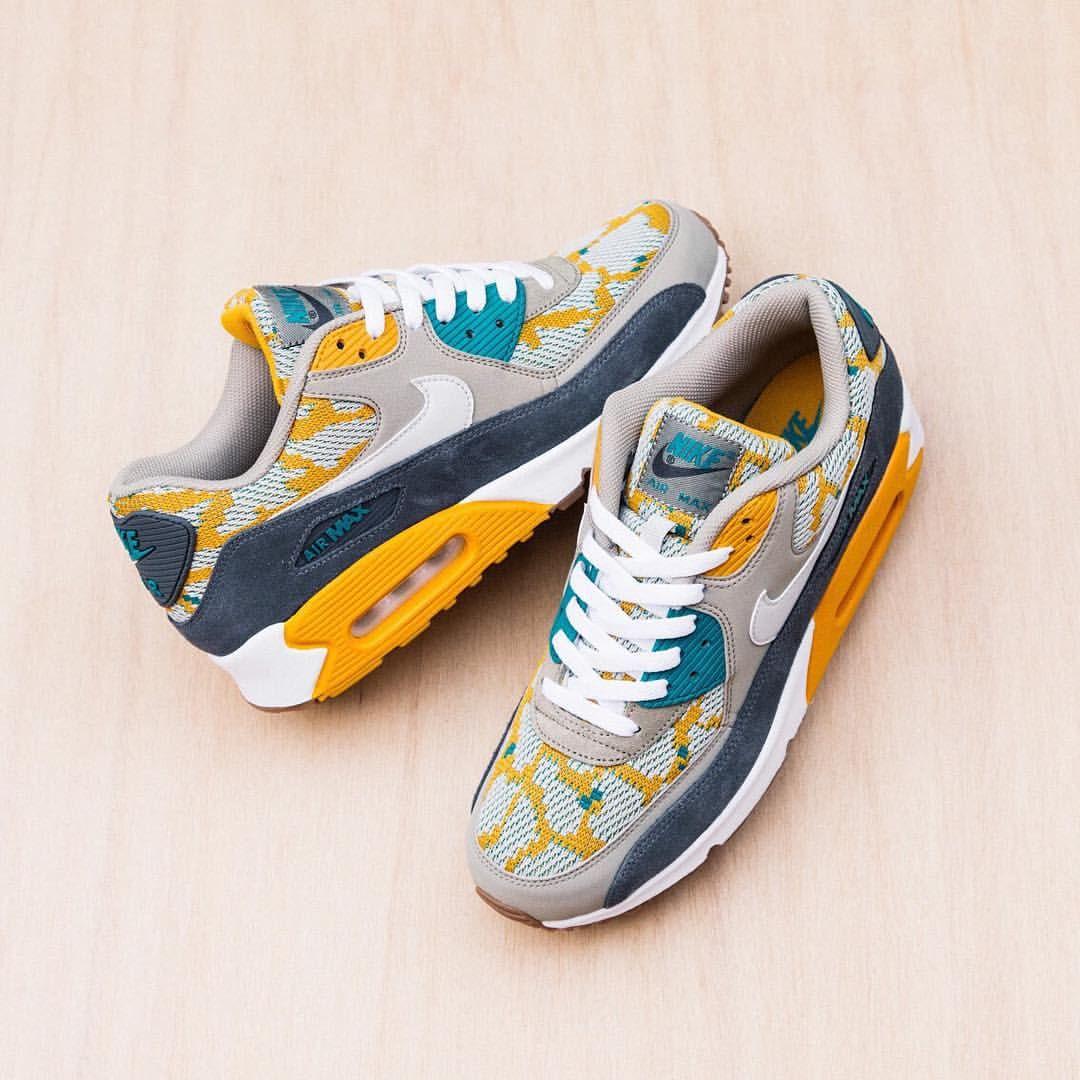 a17d00da97 Nike Air Max 90 'Ethnic Pack' | •Kicks • | Nike air max, Sneakers ...