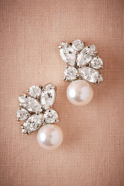 Make A Clic Statement 36 Timelessly Beautiful Pearl Wedding Jewelries