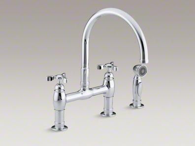 Kohler Parq Kitchen Sink Faucets Utility Sink Faucets Faucet