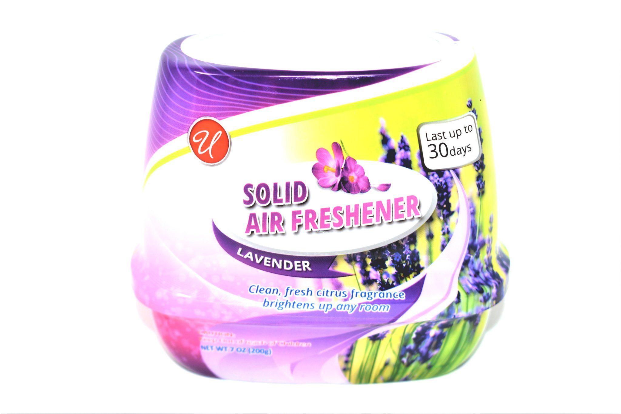 Lavender Solid Air Freshener 7 Oz Freshener Air Freshener Lavender Scent