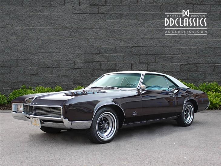Classic Buick Riviera (LHD) For Sale   Classic U0026 Sports Car (Ref Surrey