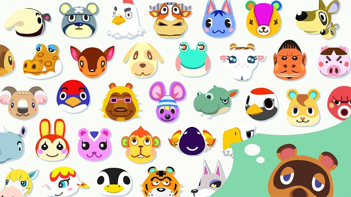 Animal Crossing New Horizons 383 Different Villagers Nintendo