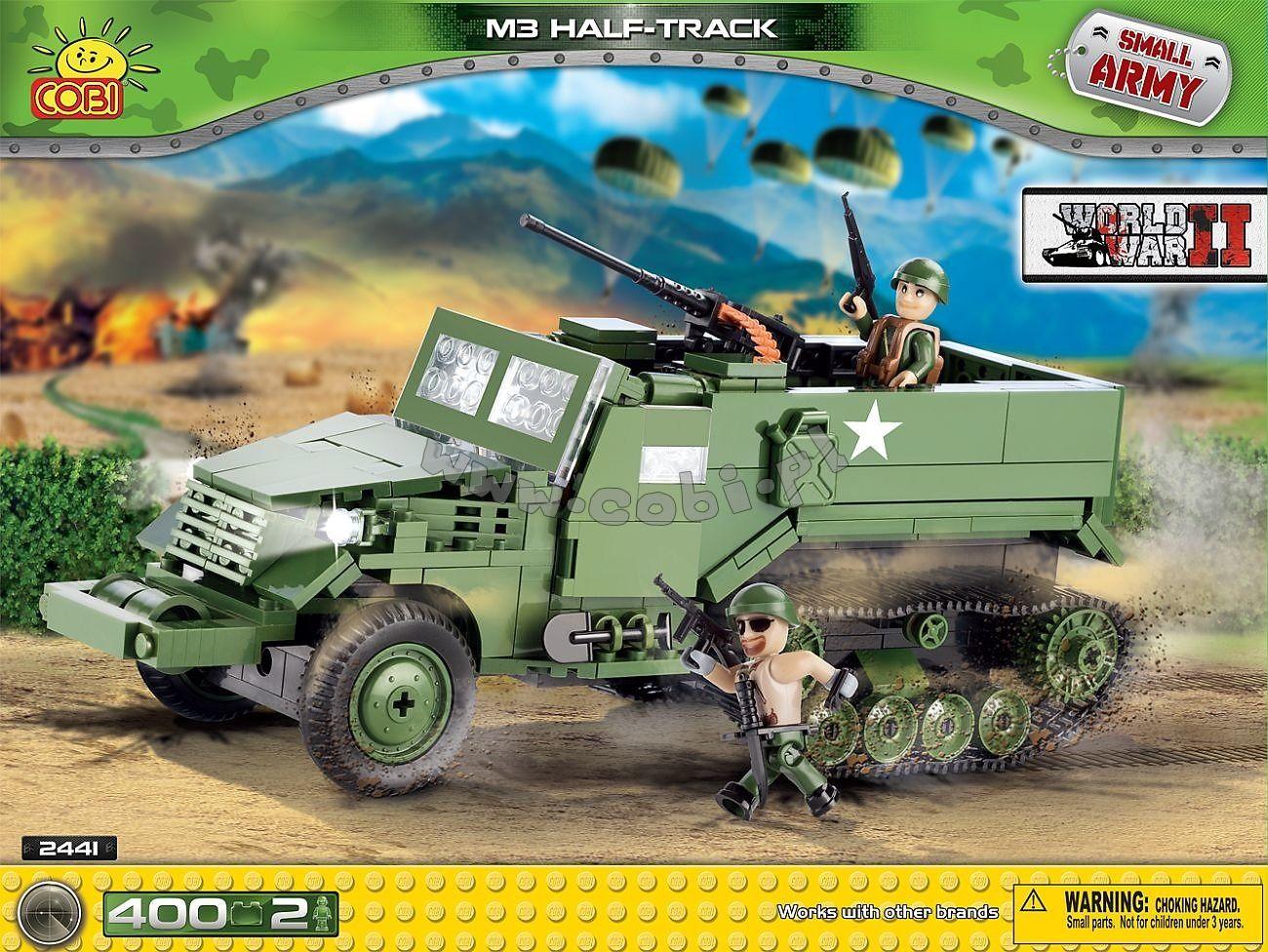 Half Track M3 Amerykanski Transporter Opancerzony With Images