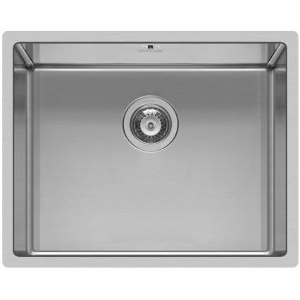 Buy A Kitchen Sink Stainless steel single undermount sink 50 x 40cm buy kitchen sinks stainless steel single undermount sink 50 x 40cm buy kitchen sinks workwithnaturefo