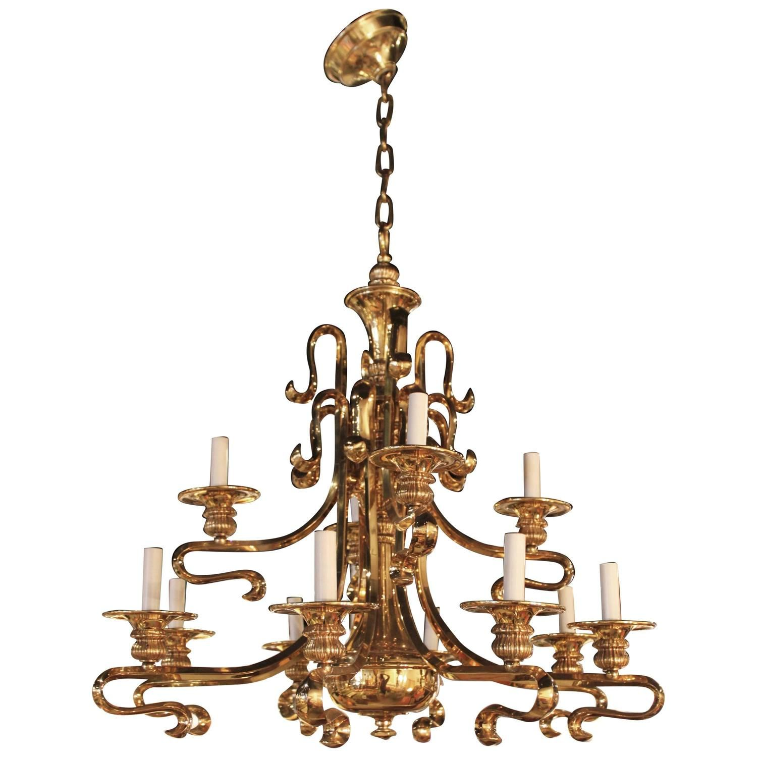 Large chinoiserie brass chandelier brass chandelier chinoiserie large chinoiserie brass chandelier aloadofball