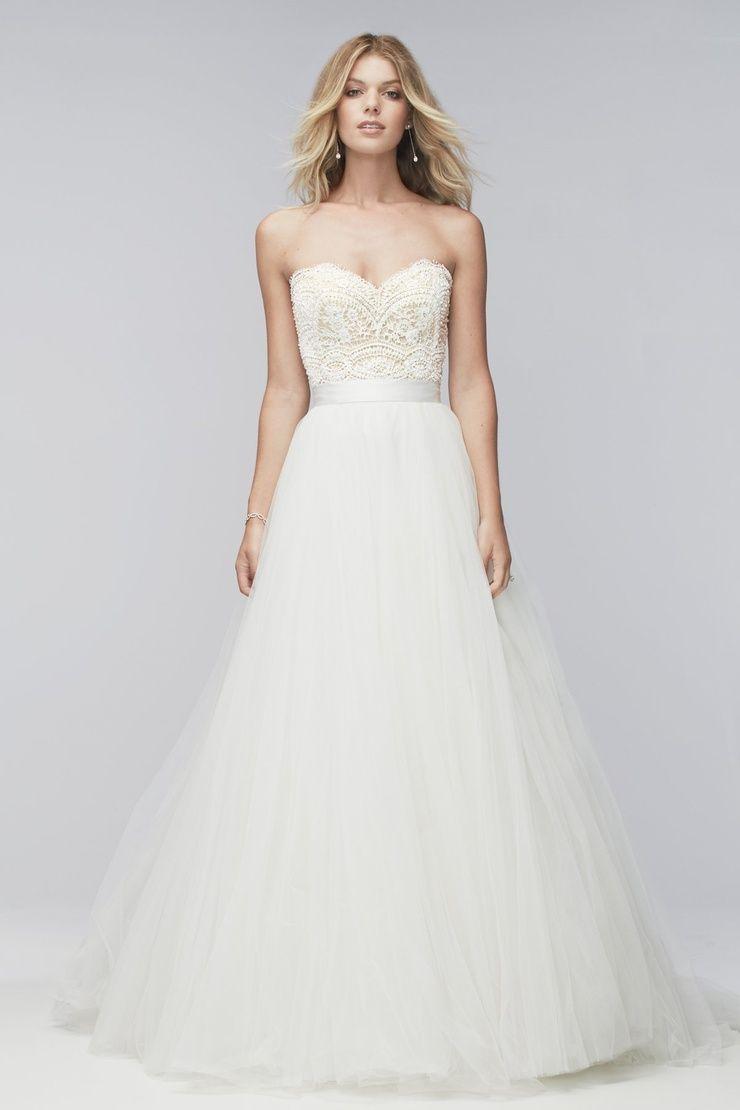 Corset for under wedding dress  Bree Corset B  Brides  Wtoo by Watters  Dresses  Pinterest