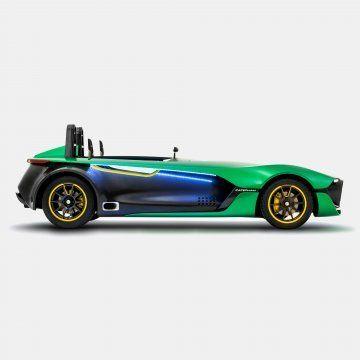 Want List | The Caterham AeroSeven Concept