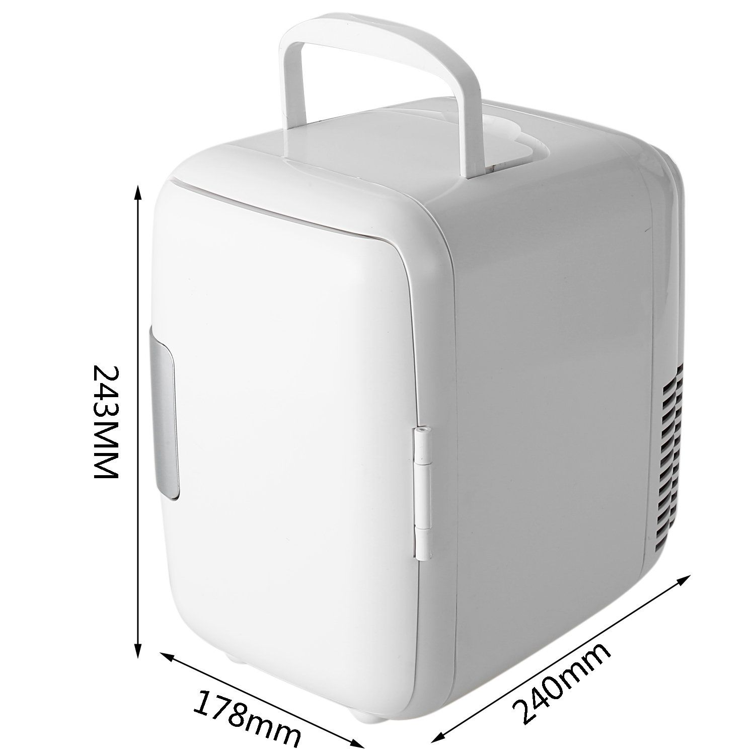 Portable Refrigerator Cooler And Warmer Switch Fridge Mini Commercial For