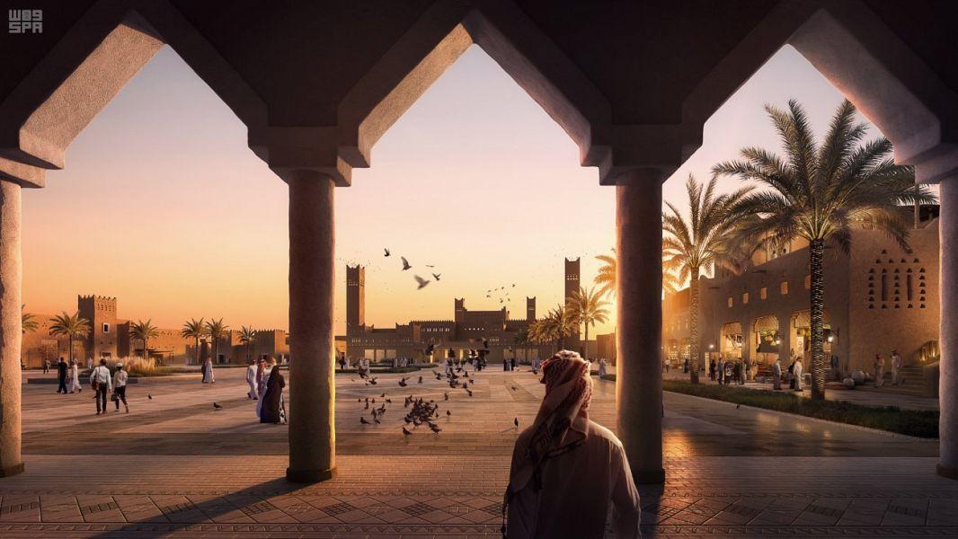 واس العام On Twitter Cultural Destinations Cultural Attractions Walkable City