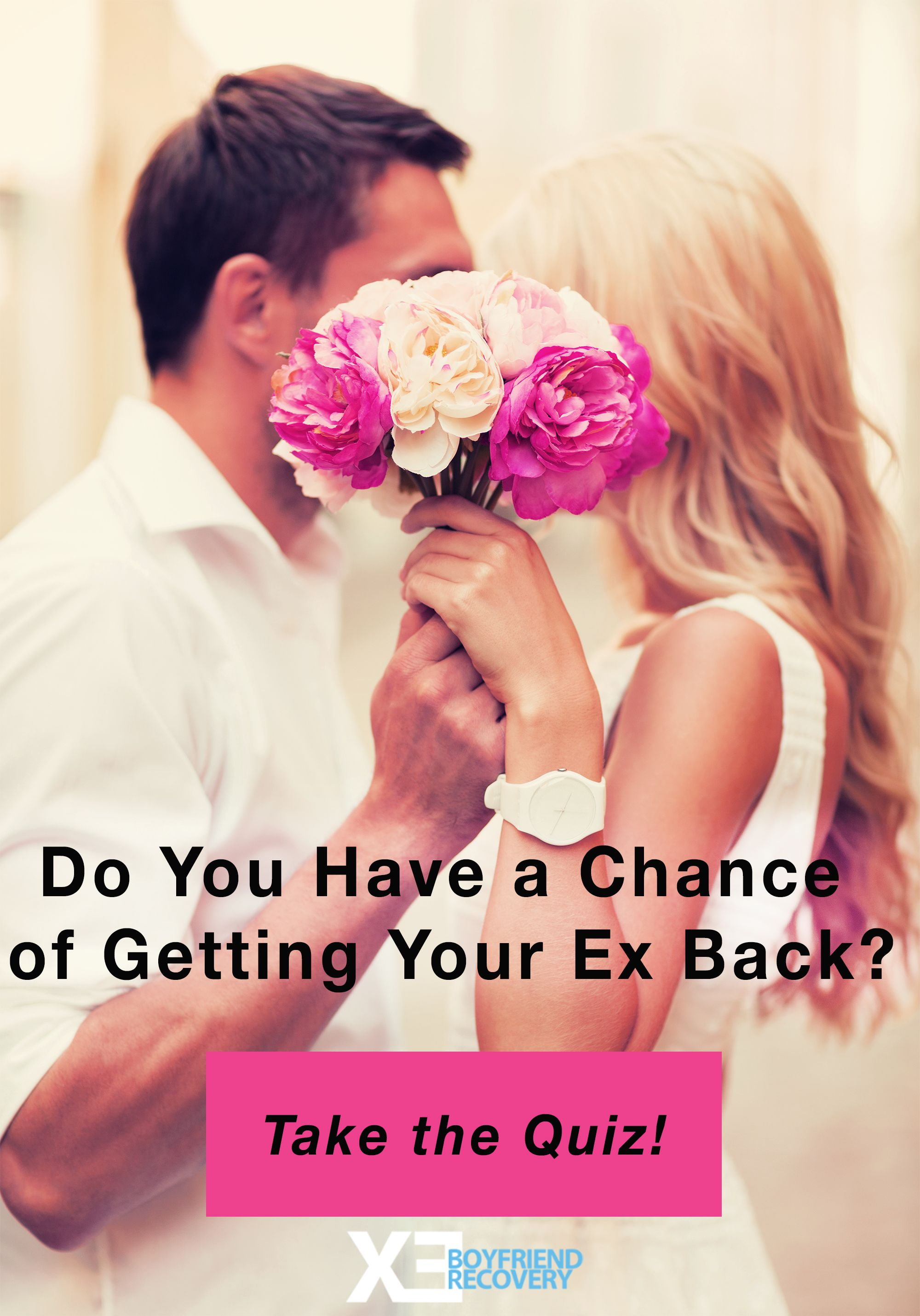 Can you get your ex boyfriend back? A 5-minute quiz will