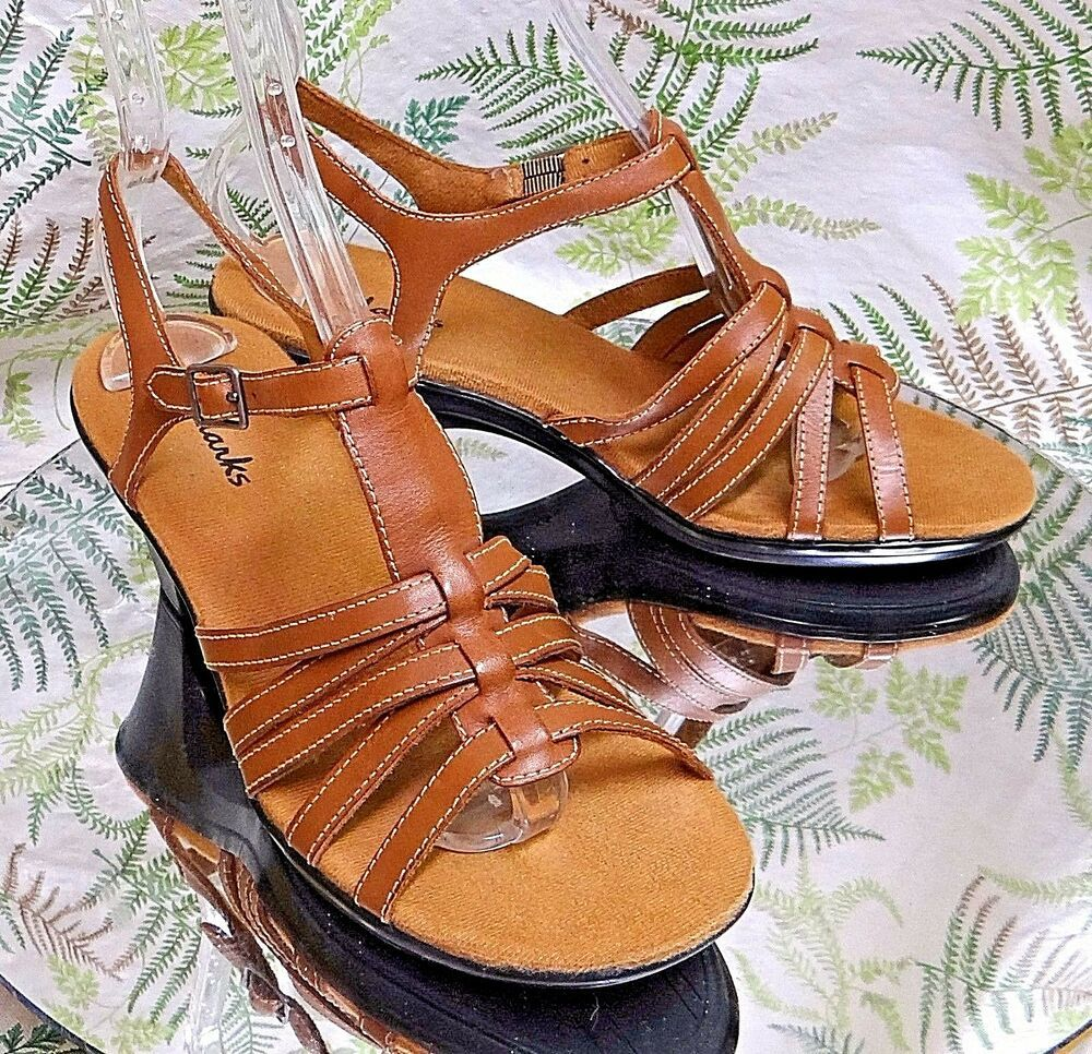 c7fa6634fd20 A. Giannetti Leather Wedge Shoes- Made in Italy