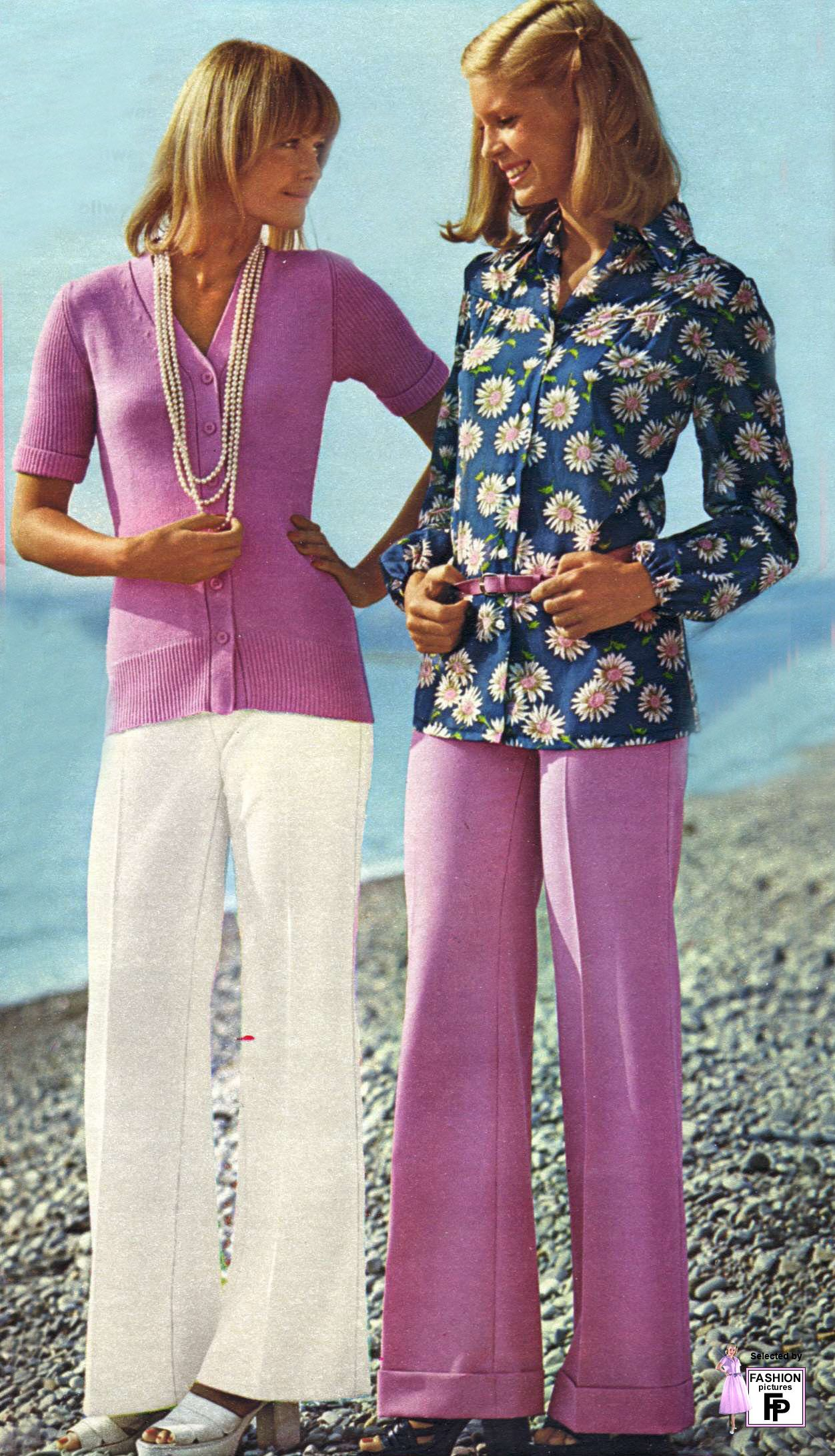 1970s vintage clothing | Vintage Fashion | Fashion, 70s ...
