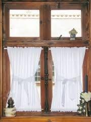 Bildergebnis Fur Scheibengardinen Landhaus Selber Nahen Gardinen Fenstergestaltung Scheibengardine