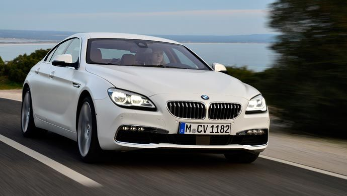 Bmw Has Now Launched The New 6 Series Gran Coupe In India The 6