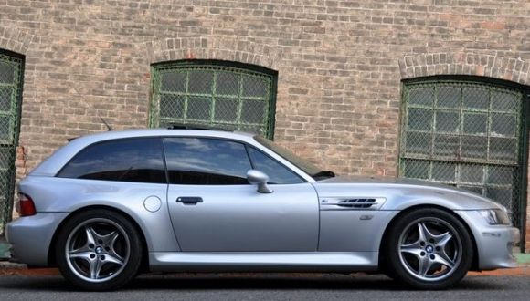 Low Mileage S54 2001 Bmw M Coupe With Images Bmw Z3 Bmw Coupe