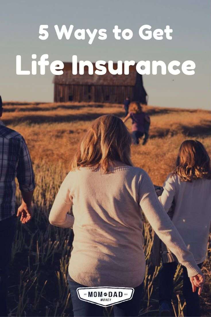 Buying life insurance is never an enjoyable process here