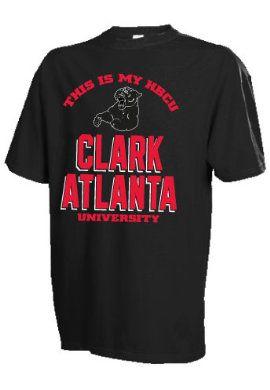 f8a684123 RUSSELL ATHLETIC : Clark Atlanta Panthers 'This is My HBCU' T-Shirt : Clark  Atlanta University Bookstore : www.cau.bkstr.com